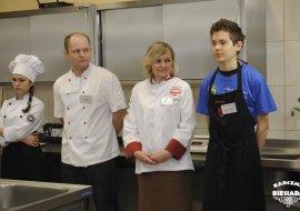Konkurs kulinarny w ,,Ekonomiku''