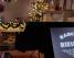 Świąteczne stoisko przed Karczmą Biesiada (wideo)