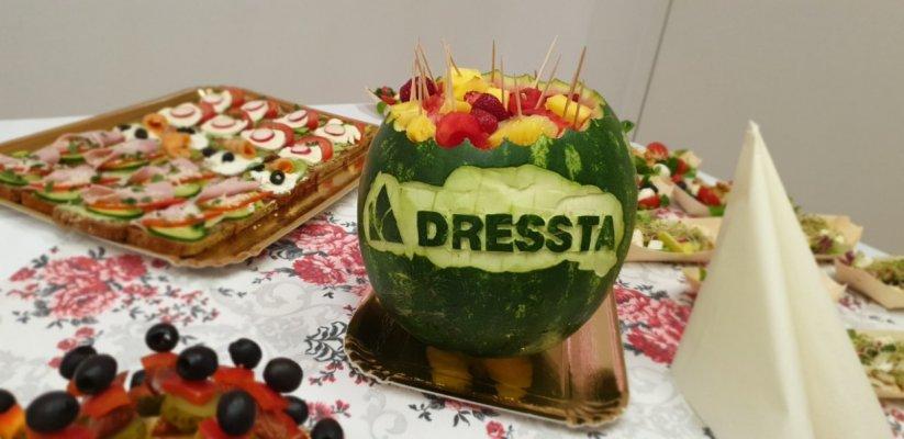 Eventy firmowe - dekoracje stołu