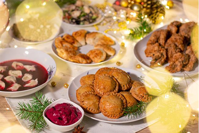 Świąteczny catering - tradycyjne wigilijne potrawy - Stalowa Wola, Jamnica, Nisko