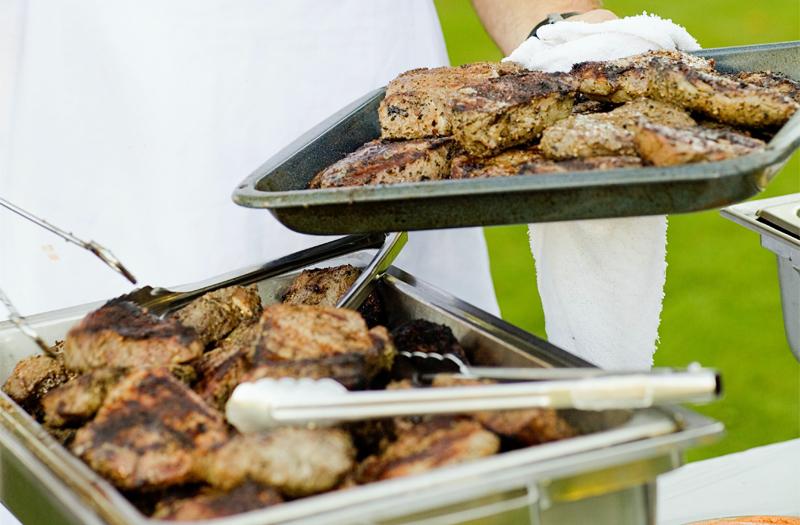 Catering plenerowy - Imprezy w plenerze - Stalowa Wola, Nisko, Sandomierz