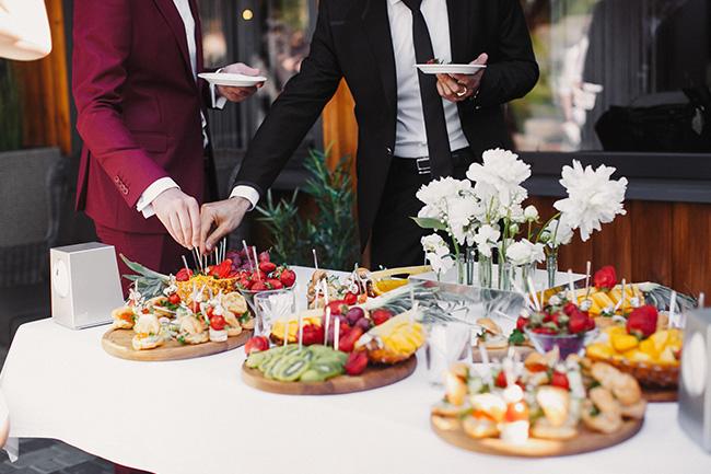 Imprezy i bankiety firmowe